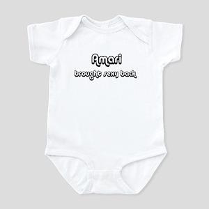 Sexy: Amari Infant Bodysuit