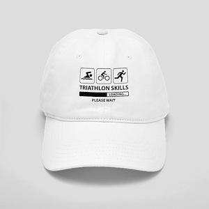 Triathlon Skills Baseball Cap