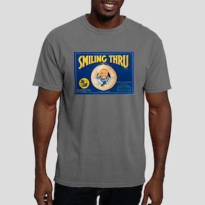 Smiling Sailor Boy Mens Comfort Colors Shirt