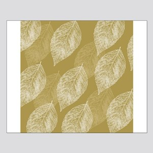 Gold Leaves Posters