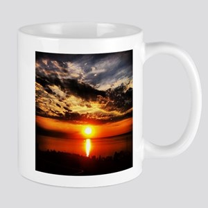 Sunrise of Fire Mug