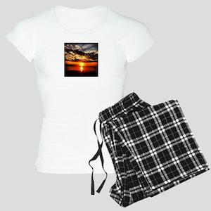 Sunrise of Fire Pajamas