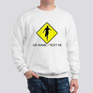 Runner Crossing Sweatshirt