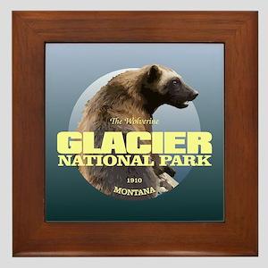 Glacier NP Framed Tile