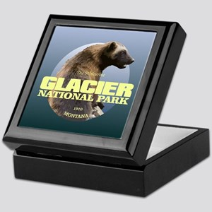 Glacier NP Keepsake Box