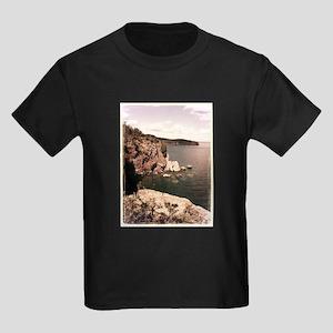 Lake Superior Cliffside T-Shirt