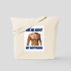 BOYFRIEND Tote Bag