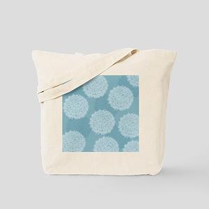 Dandelion Puffs Tote Bag