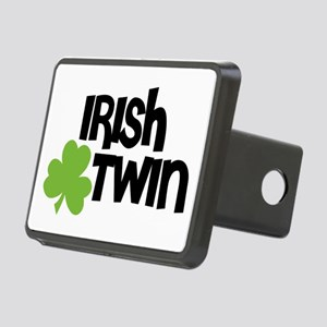 Irish Twin Shamrock Hitch Cover