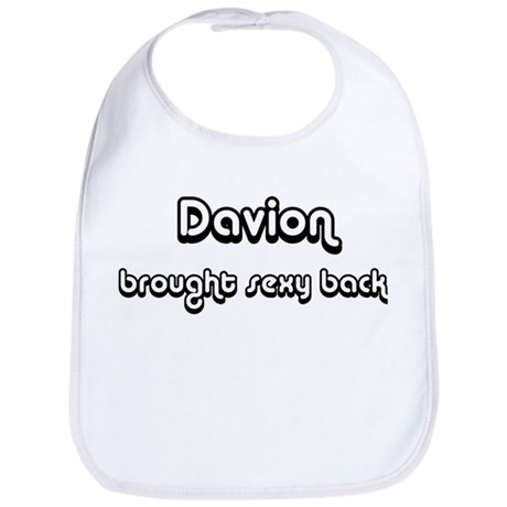 Sexy: Davion Bib