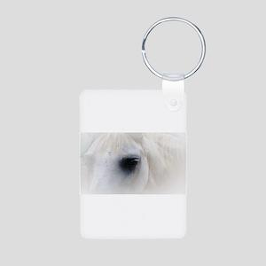 white horse Keychains