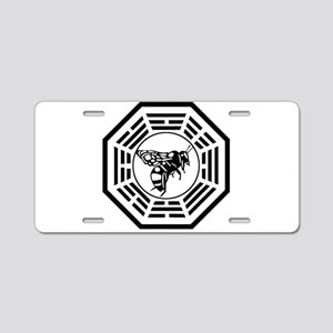 Beekeeper Aluminum License Plate