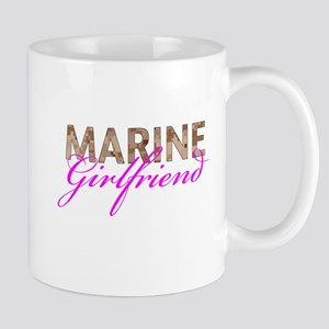 Marine Girlfriend Desert Mug