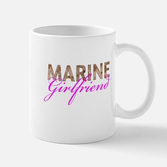 Marine Girlfriend Desert Mug