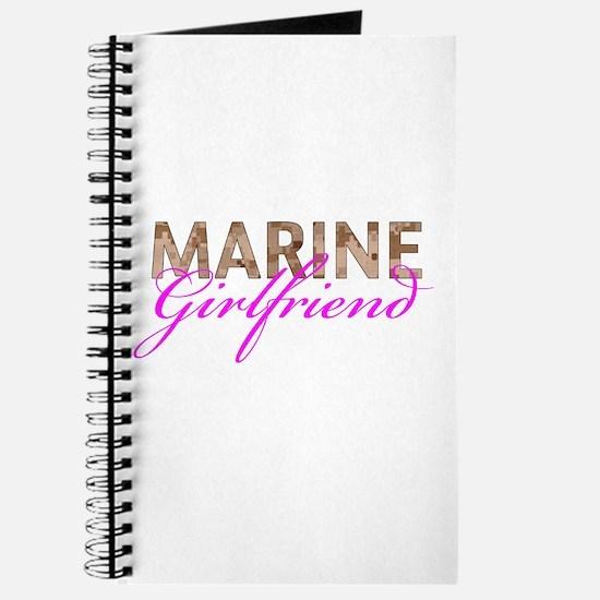 Marine Girlfriend Desert Journal
