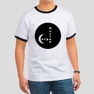 Carpe Noctem - circular edges T-Shirt