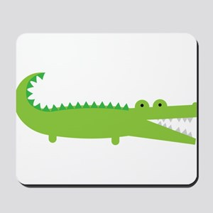 Alligator Mousepad