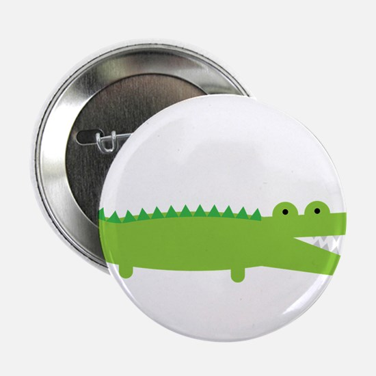 "Alligator 2.25"" Button"