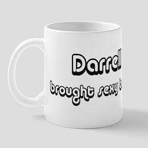 Sexy: Darrell Mug