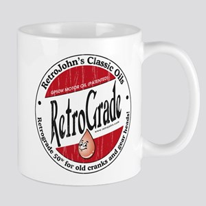 Retrograde Oil Mug
