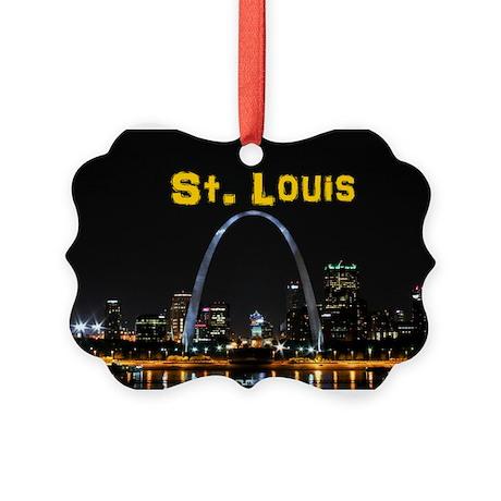 St. Louis Picture Ornament