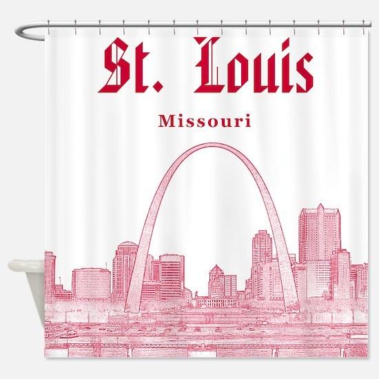 St. Louis Shower Curtain