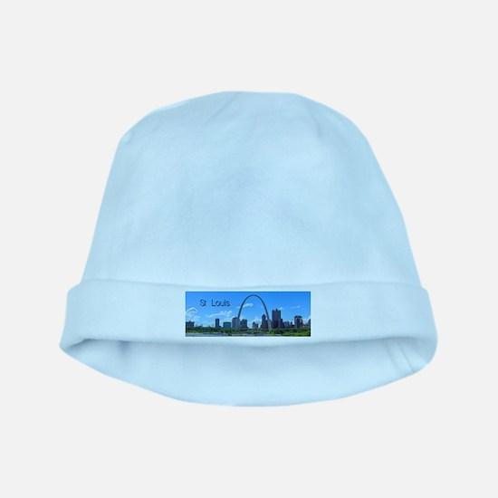 St. Louis baby hat