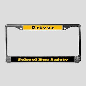 stkr License Plate Frame