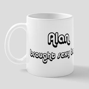 Sexy: Alan Mug