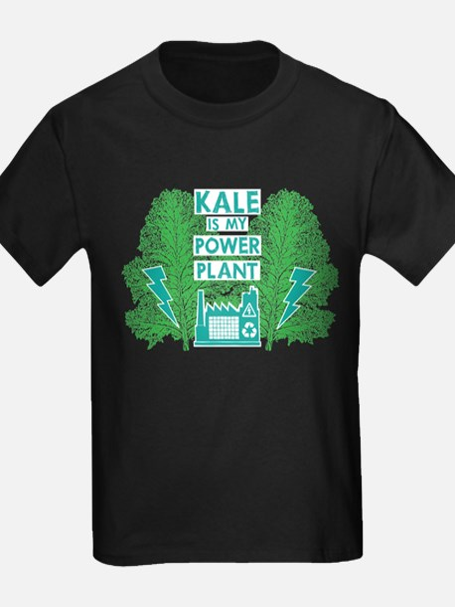 Kale Power Plant 4 T-Shirt