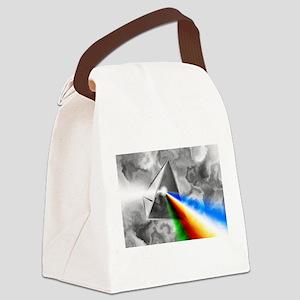 Prismatica Canvas Lunch Bag