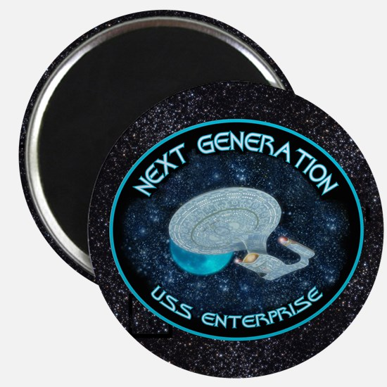 Star Trek Next Generation Magnet