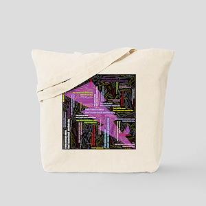 Pain Pain Go Away Tote Bag