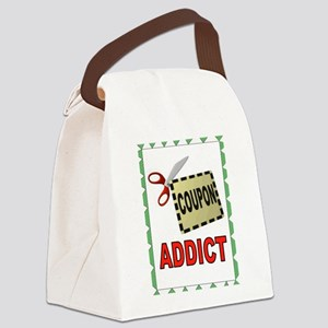 COUPONS Canvas Lunch Bag