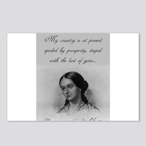 My Country Is At Present - Fuller Postcards (Packa