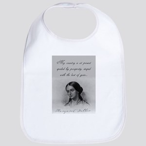 My Country Is At Present - Fuller Cotton Baby Bib
