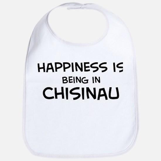 Happiness is Chisinau Bib