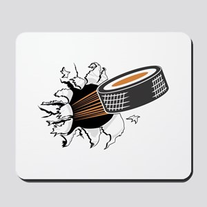 Breakthrough Hockey Mousepad