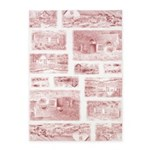 English Cottages 5'x7'Area Rug