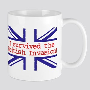 I Survived the British Invasion Mug