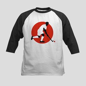 field hockey player Baseball Jersey