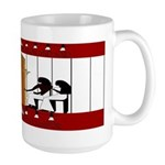 Egyptian Home Decor Large Mug