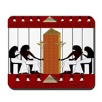 Egyptian Home Decor Mousepad