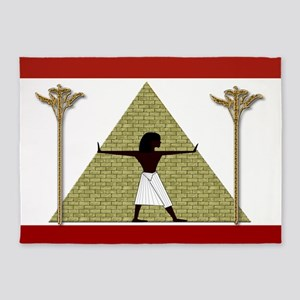 Egyptian Home Decor 5'x7'Area Rug