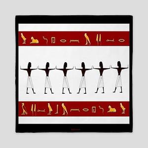Egyptian Home Decor Queen Duvet