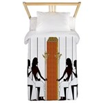 Egyptian Home Decor Twin Duvet