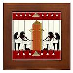 Egyptian Home Decor Framed Tile