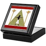 Egyptian Home Decor Keepsake Box
