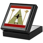 Egyptian Home Decor Keepsake Box