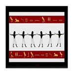 Egyptian Home Decor Tile Coaster